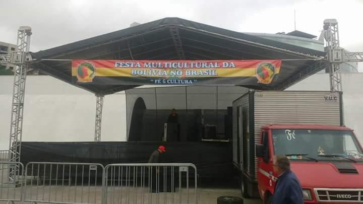 Alguel de palco SP para show de pequeno, médio e grande porte