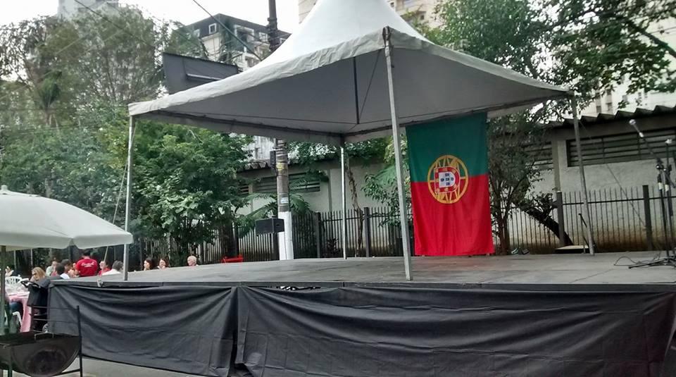 Aluguel de palanque para eventos, aluguel de palco simples