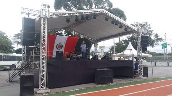 locação de palco zona leste