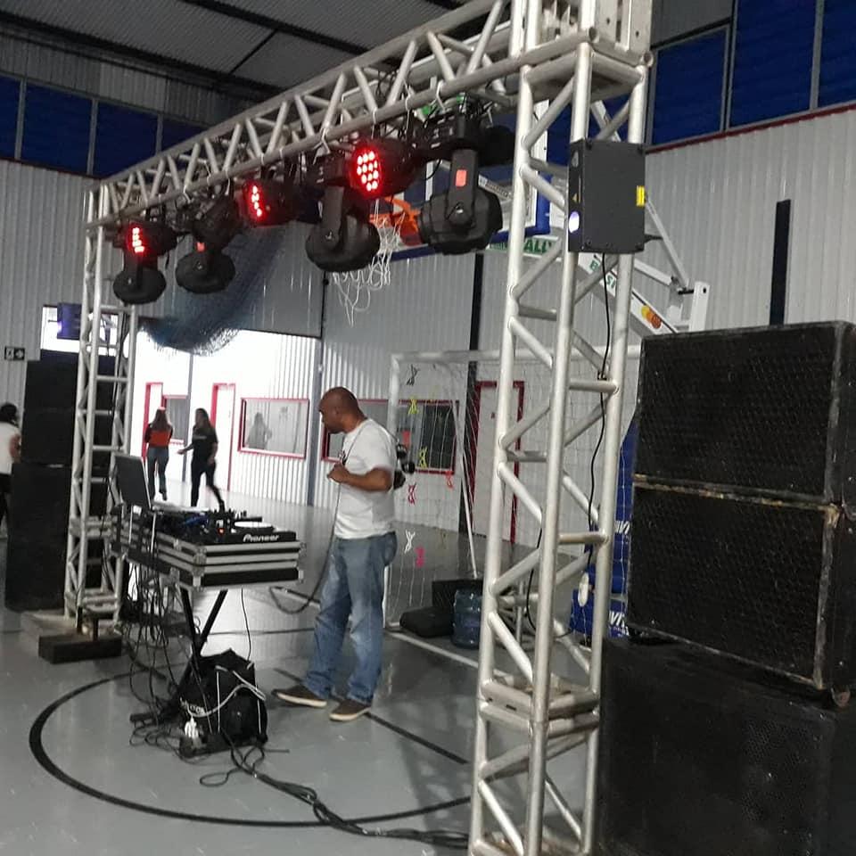 aluguel de som para eventos